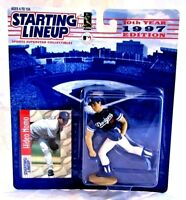 Starting Lineup - 1997 MLB Baseball Hideo Nomo Los Angeles Dodgers