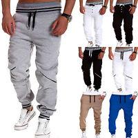 Men's Long Trousers Sweatpants Harem Pants Slacks Jogger Dance Sportswear Baggy