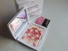 Dior Diorsnow Blush 'N' Bloom Rosy Glow Powder Face & Cheeks Spring 2017 Asia