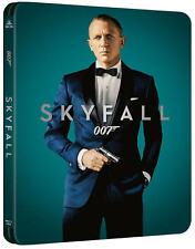 Skyfall Steelbook 4K Ultra HD+Blu-Ray / REGION FREE / WORLDWIDE SHIPPING