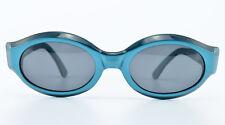 NOUVELLE VAGUE Sonnenbrille Mod. Matilda P85 49[]21 140 Sunglasses NOS Türkis