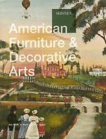 Skinner American Furniture Folk Art Decorative Artworks Auction Catalog Mar 2013