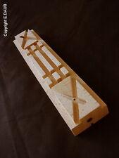 Barre de Louqsor polarisée ou Atlante en resine pour harmoniser votre maison