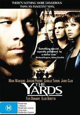 The Yards (DVD, 2007) Region 4 (VG Condition)