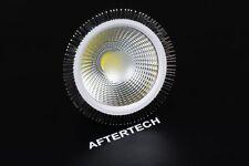 COB PAR38 E27 12w 90° LED FARETTO LAMPADA BIANCO FREDDO LUCE VITE GROSSA