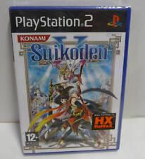 SUIKODEN V 5 RPG (PS2) PLAYSTATION 2 - NUOVO SIGILLATO - NEW SEALED PAL VERSION