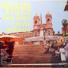 SOUVENIR D'ITALIE Ezio Leoni Len Mercer LP