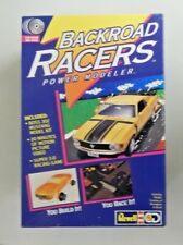 Revell Backroad Racers 1970 Boss Mustang Power Modeler Model Kit