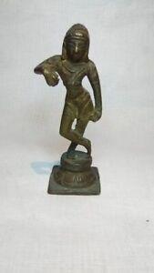 Indian Chola Dynasty Style Bronze Shiva