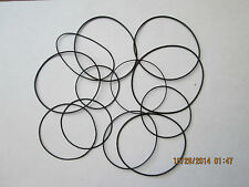 LARGE ASSORTED WATCH GASKETS  O RINGS