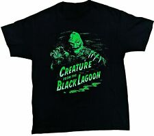 Creature From The Black Lagoon T-Shirt Horror Monster Tee