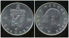 NORVEGE  5 kroner  1978  ( bis )