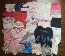 *F*A*B*Baby girl clothes 3-6 months bundle *Dresses*Cardigans*leggings * jacket