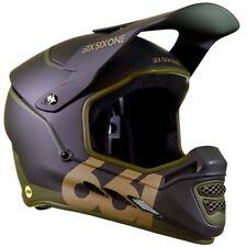 Sixsixone 661 Reset MIPS Fullface Full Face DH Downhill MTB Bike Helmet Green S