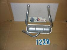 270700 MARMITTA TERMINALE (MUFFLER AUSPUFF) FIAT 126 594cc 652cc 72>87 FIAT 500