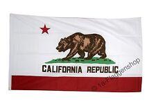 USA KALIFORNIEN Hissflagge KALIFORNISCHE Fahnen Flaggen 60x90cm