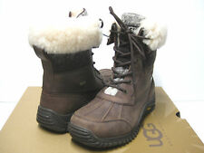 UGG ADIRONDACK II WOMEN WINTER BOOTS LEATHER CHOCOLATE US 9 /UK 7.5 /EU 40
