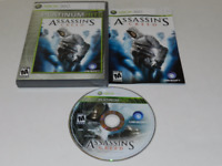 Assassin's Creed Microsoft Xbox 360 Video Game Complete