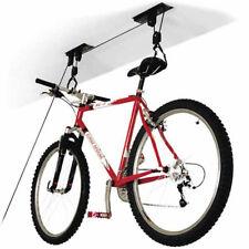 Supporto appendi bici staffa bicicletta soffitto garage carrucola gancio