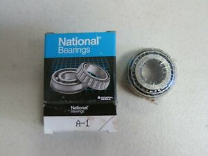 National A1 Bearing fits Ford, Mercedes 1965 - 1993
