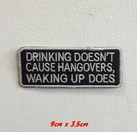 Hung Over 1 Inch 25mm Pin Button Badge Hangover Alcohol Drunk Morning After