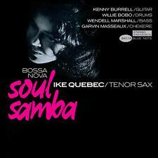 Ike Quebec - Bossa Nova Soul Samba [New Vinyl] Spain - Import