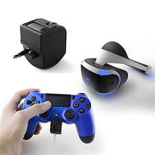 3,5mm Audio PS4 Mic Headset Adapter für PlayStation4 Kopfhörer Mikrofon Control