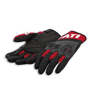 Original DUCATI Handschuhe Summer C3 Motorradhandschuhe Spidi NEU Leder