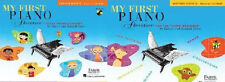 NEW FABER MY FIRST PIANO ADVENTURES 2 PACK LESSON BOOK B W/CD WRITING B SET