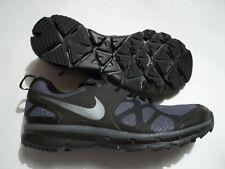 New Nike Flex Trail Men's Size 9.5 Trail Running Shoes Black/Gray 538548-001