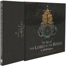 The Art of the Lord of the Rings (60th Anniv Slipcase) (Hardcover. 9780008105754