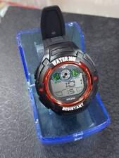 Orologio Sportivo Subacqueo 30mt Sveglia Datario Cronometro Digitale Unisex lac