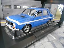 RENAULT 12 Gordini R12 Sport blau blue 1971 NEU 185210 Norev 1:18