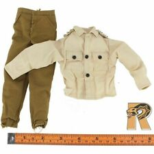 General Omar Bradley - Uniform Set & Dogtags - 1/6 Scale - GI JOE Action Figures