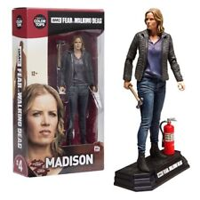"""FEAR THE WALKING DEAD - Madison 7"""" Color Tops Action Figure (McFarlane) #NEW"""