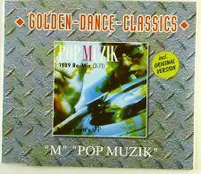 Maxi CD - M  - Pop Muzik (The 1989 Re-Mix) - A4269