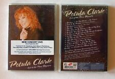Petula Clark Live At The Paris Olympia UK DVD 2003 Still Sealed OVP Orig Sticker