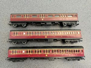 Triang 2640 LMS Guard Carriage x 3