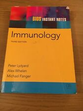 BIOS Instant Notes in Immunology by Michael W. Fanger, Peter Lydyard, Alex Whel…