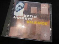 Keith Jarrett - Silence - Mint - NEW CASE!!!