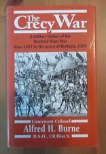 book Crecy War alfred burne Hundred Years War 366 Pages