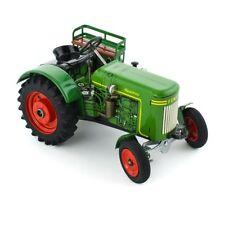 NEW CHILDRENS Wind Up Tin Toy Fendt Tractor - Zelda