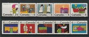 Canada mint,Painting, Horse,Child's drawing, Snowman,Game, children,
