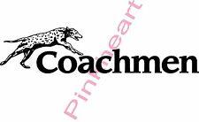 Coachmen Decal RV sticker graphics trailer camper rv coachman 48 x 12 graphic