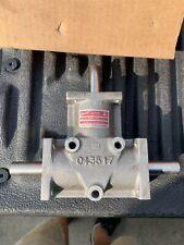 Browning 5ARA1-LR10 Gear Box Right Angle 5ARA Ratio 1:1 Input 1.85hp @ 1750rpm