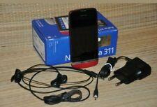 Nokia Asha 311 - Rose Red (Unlocked) Mobile Phone