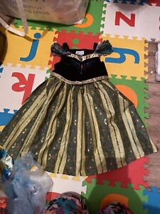 Disney Anna Dress Up 4-5