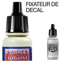 Painting Acrylic Airbrush Prince August Air P213 Qty Decal 17ml