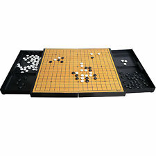MYUNGINLAND Magnetic Go Board Game WeiQi Baduk Piece stones Foldable M206