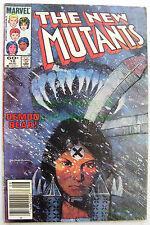 New Mutants #18 ☆ NEWSSTAND Variant 1st WARLOCK ☆ Claremont MOVIE COMING! X-Men